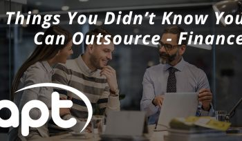 Things you didn't know you can outsource - Finance edition