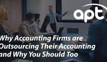 Accounting Firms are Outsourcing