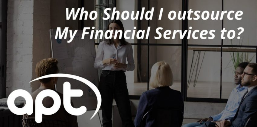Who Should I Outsource My Financial Services to?